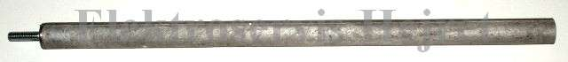 Anodová tyč Tatramat 22x330mm M8x30