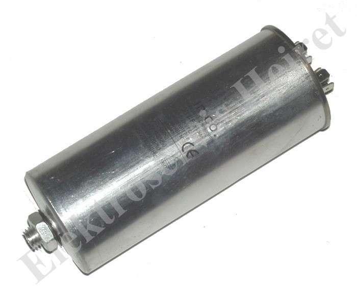Kondenzátor 100uF, 400 - 500V se šroubem, vývod faston