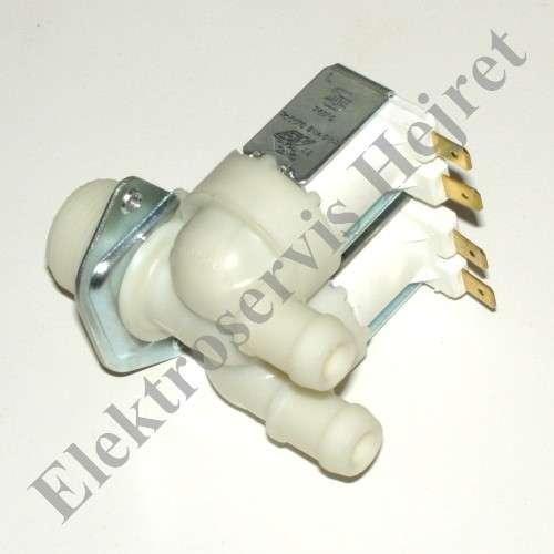Napouštěcí elektroventil 2cestný rovný vývod 15mm 230V