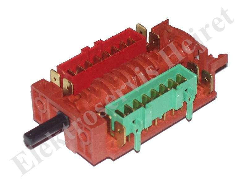 Přepínač trouby Gorenje E54V2-ET, 11HE035