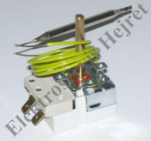 Termostat KT165A Dlouhá hřídel 4 cm