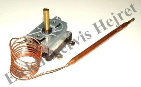 Termostat přímotopu kapilárový 0 - 40oC RT 8801 01