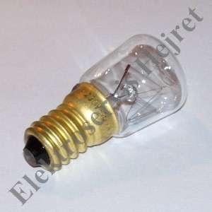Žárovka osvětlení trouby 235V 15W 300oC