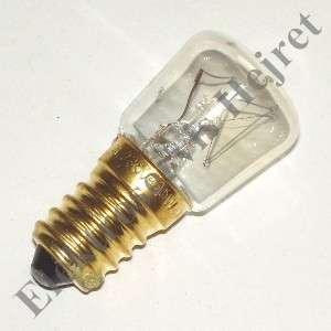 Žárovka osvětlení trouby 235V 25W 300oC