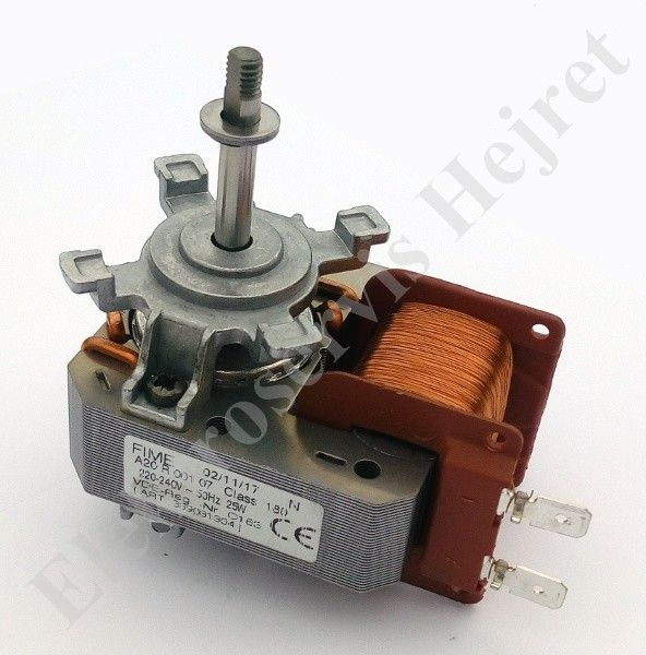 Motorek ventilátoru teplovzdušné trouby Zanussi