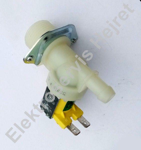 Napouštěcí elektroventil 1cestný rovný vývod 12mm 24V DC